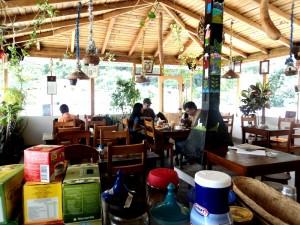 Hostel Chimenea Cafeteria