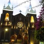 church in banos, banos photos