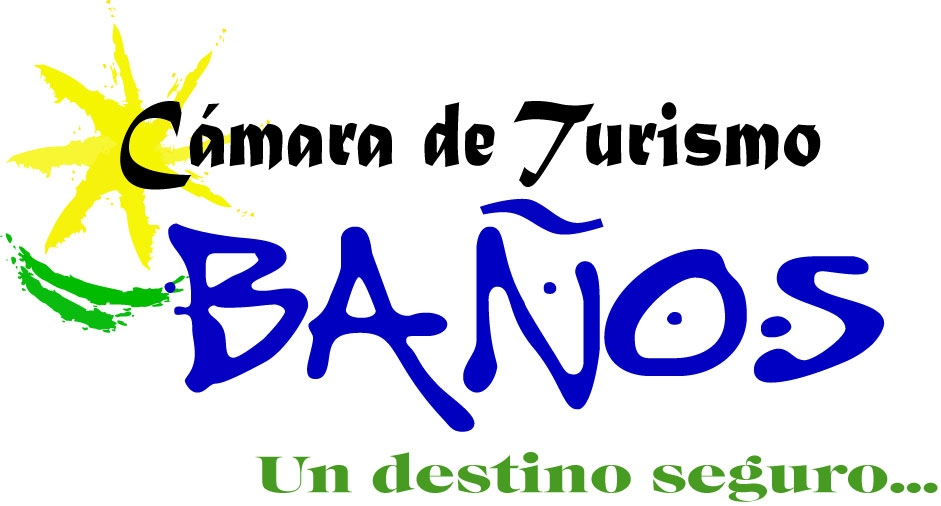 Banos tourism chamber logo for sponsored businesses