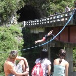 bungee jumping banos photo exclusive
