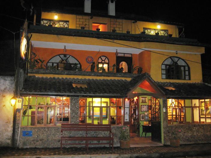 Baños Ecuador Hoteles y Hostales