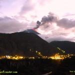 banos ecuador in the night top anos photo ever