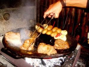 Parrilladas - Quilombo Baños