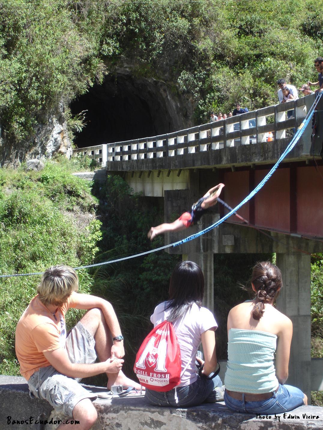 Baños Ecuador, actividades para el turista. que hacer en banos ecuador.
