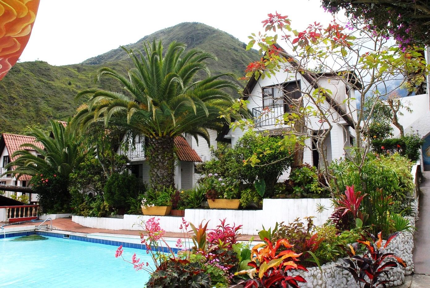 Hosteria bascun banos ecuador directorio local banos - Hoteles en banos ecuador ...