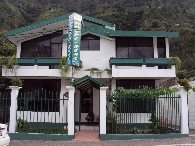 hostal monte real en ecuador